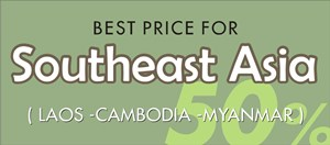 Best price for Southeast Asia