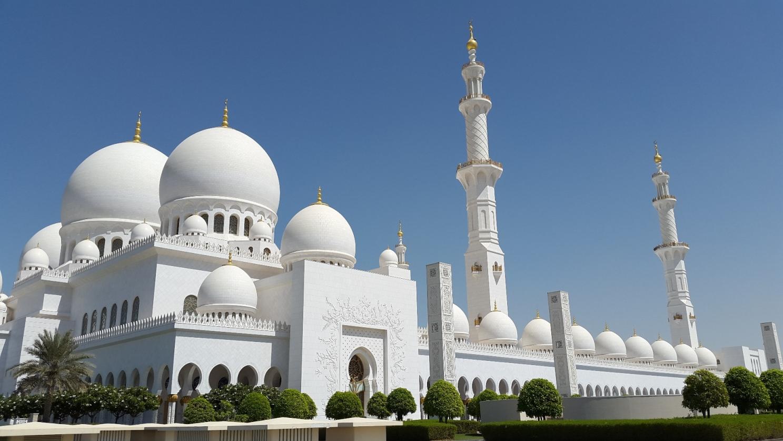 Kết quả hình ảnh cho Nhà thờ Hồi giáo Sheikh Zayed