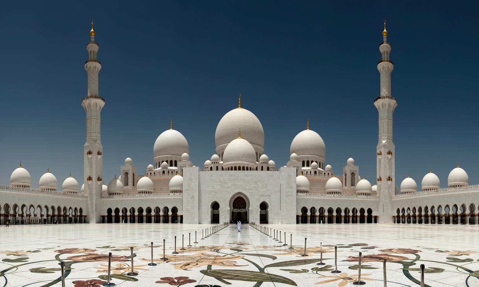 Đại Thánh đường Hồi giáo Sheikh Zayed